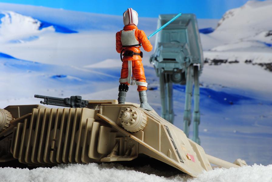 SW- Hoth - SnowspeederE