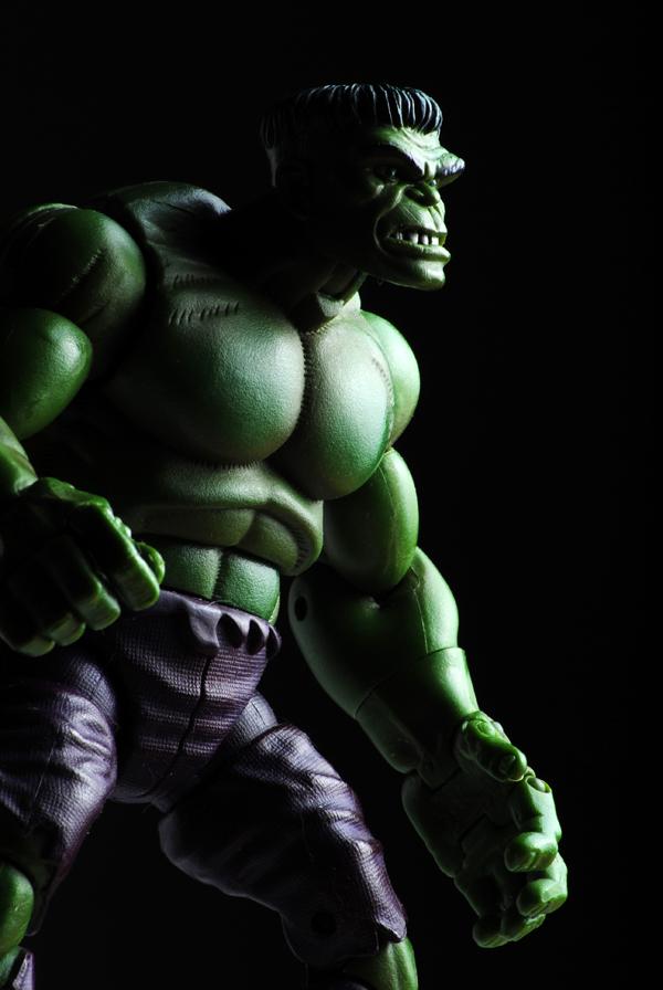 M - Hulk BlkE