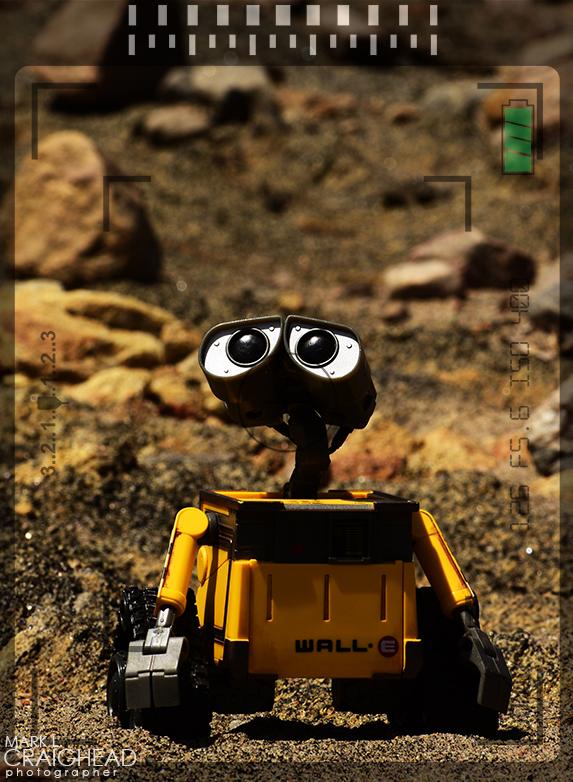 Wall-E screen ewm