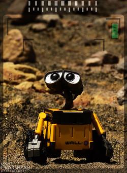 Wall-E screen ewm