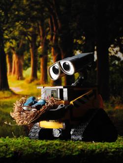 Wall-E Spring
