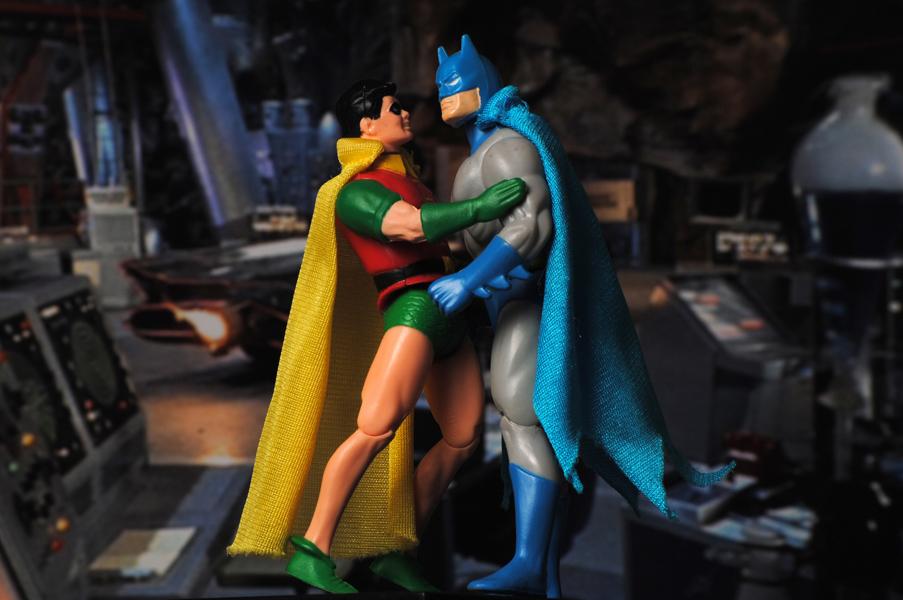 Valentines Guys - Batman & Robin