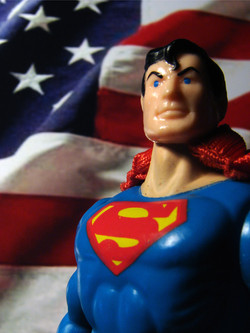 DC - Superman matteE