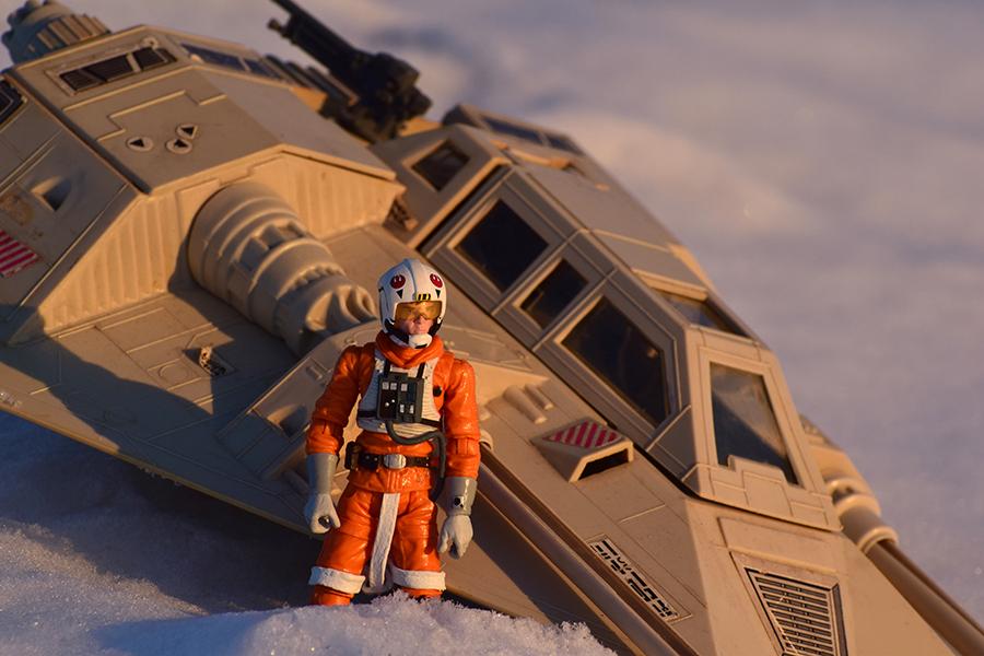 Snowspeeder - detailE