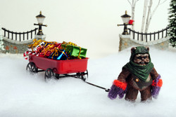 Christmas Guys - Wicket's Wagonload