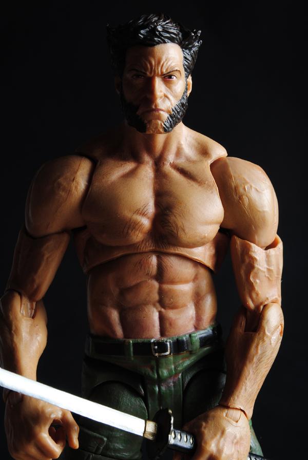 M - Wolverine BlkE