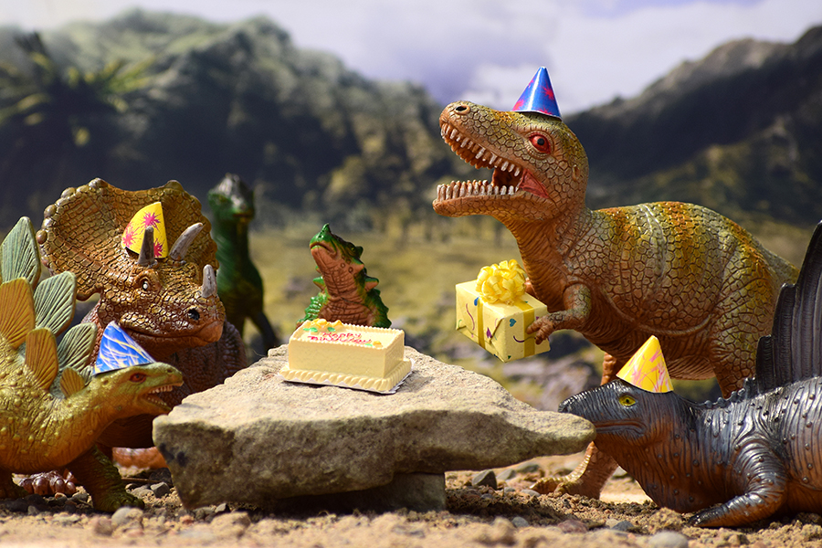 Dinosaur BirthdayE