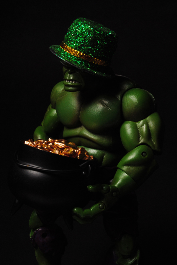 St Patricks Guys - Hulk