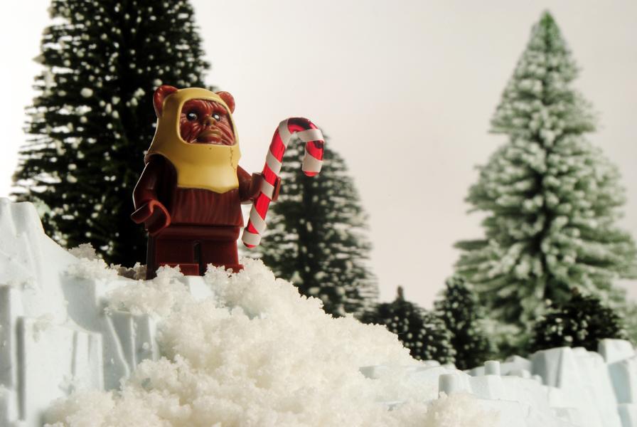Wicket - LEGO Woods e