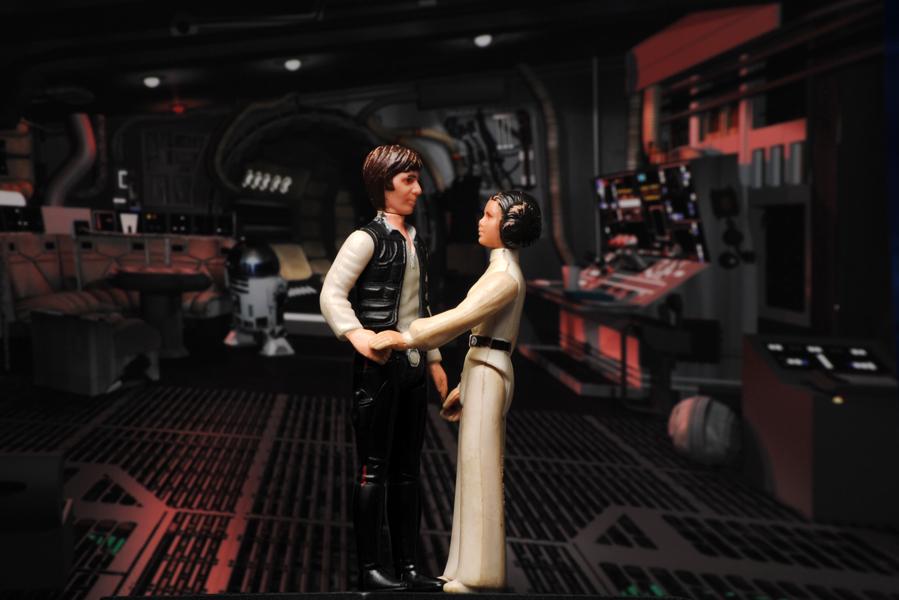 Valentines Guys - Han & Leia