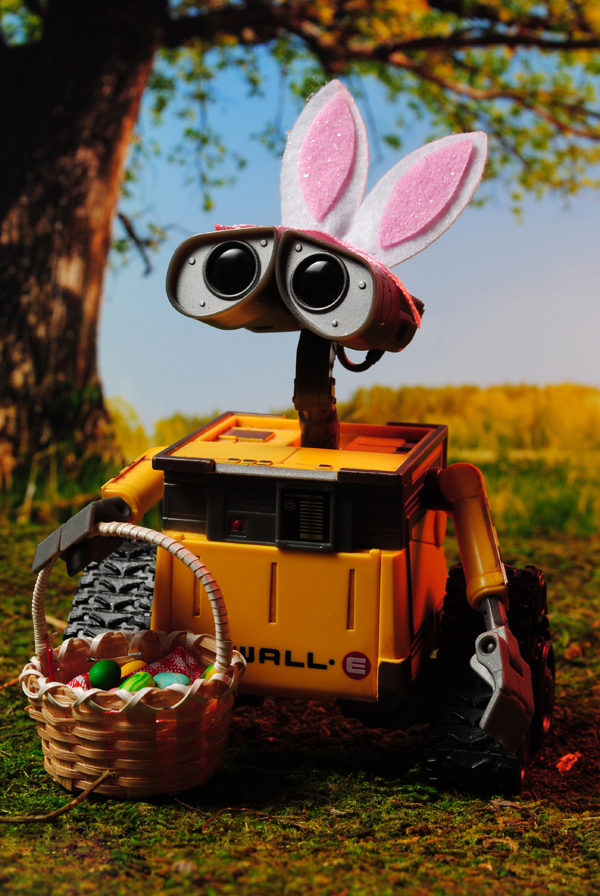 Easter Guys - Wall-E