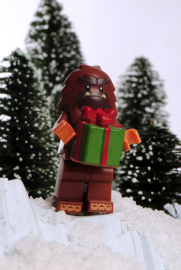 Bigfoot - LEGO Gift e