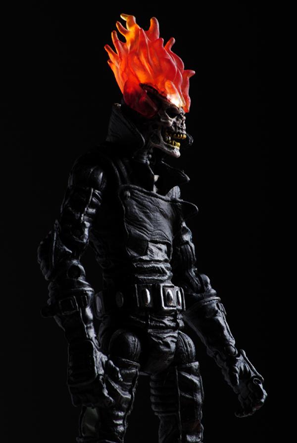 M - Ghost Rider BlkE