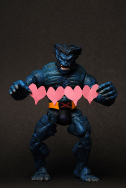Valentines Guys - Beast