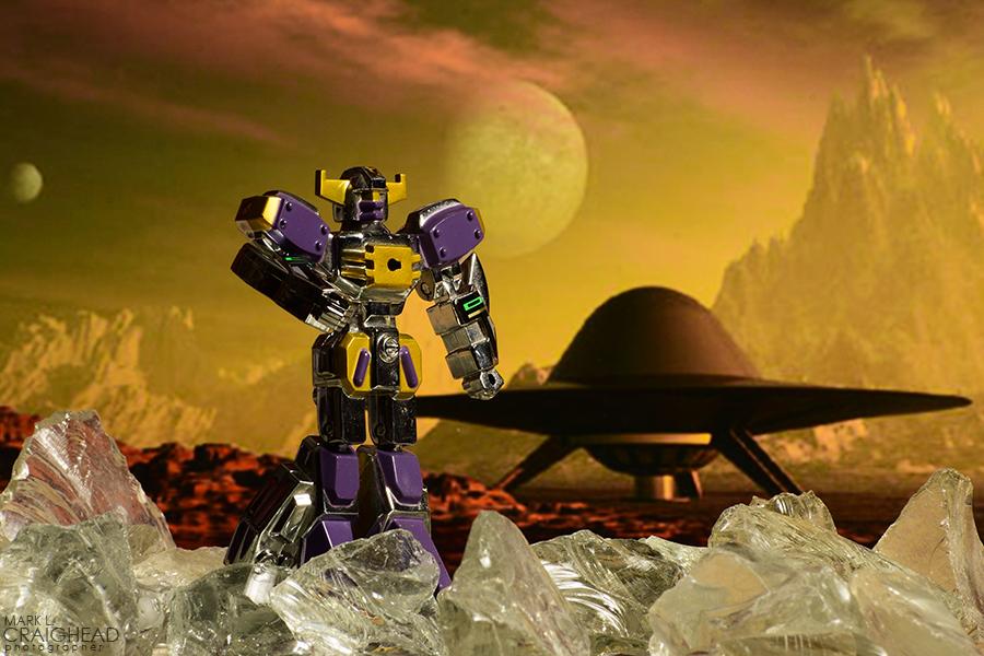SpaceRobo ewm