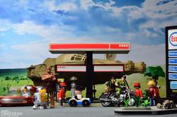 Gas Station ewm