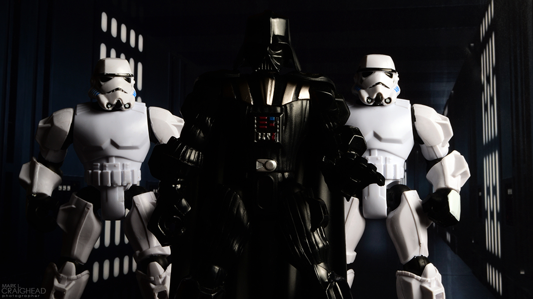 Chunky Vader ewm