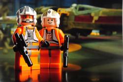 LEGO - SW - X-Wing PilotsE