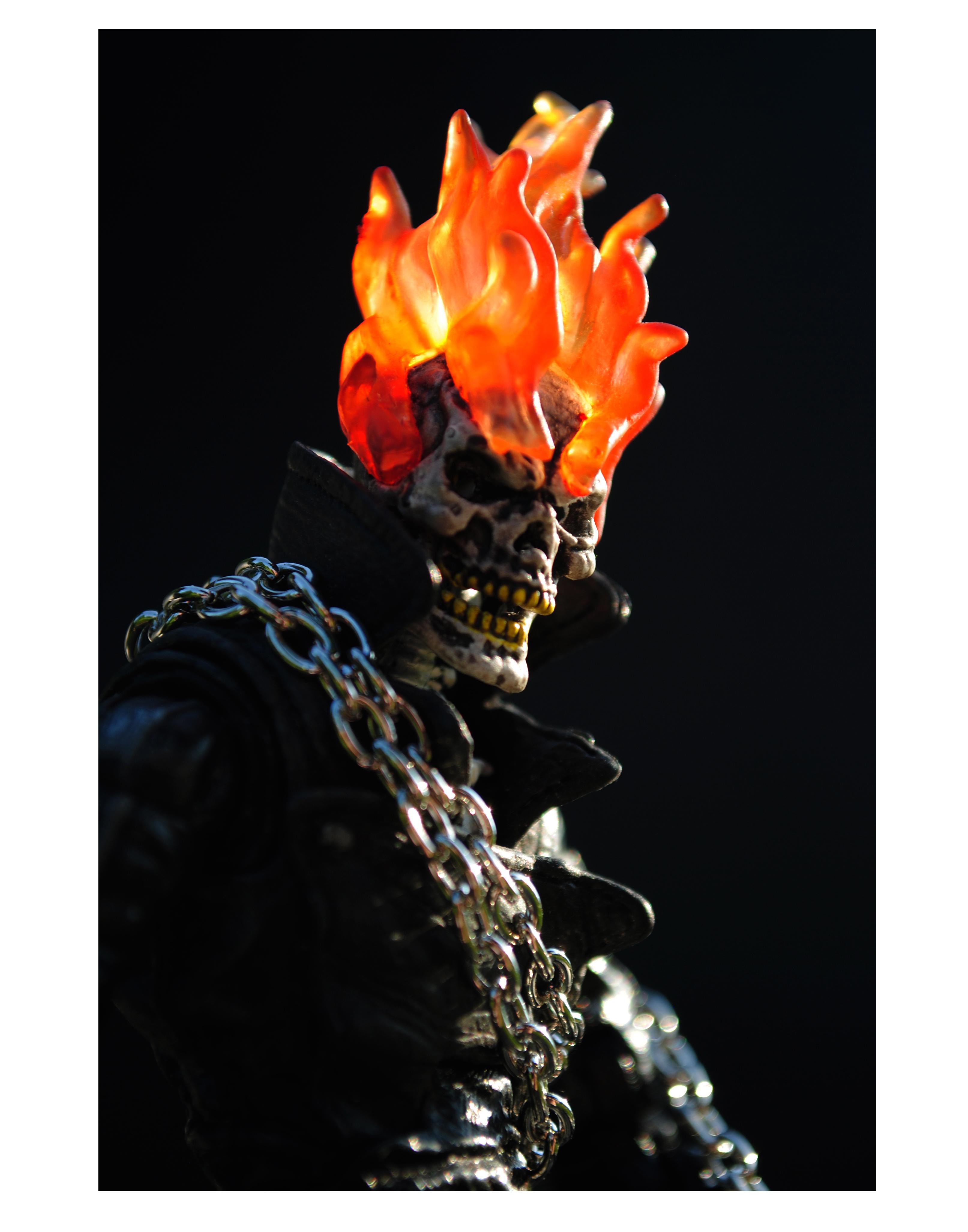 M - Ghost Rider