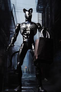 Halloween Guys - Amazing Spider-Cat