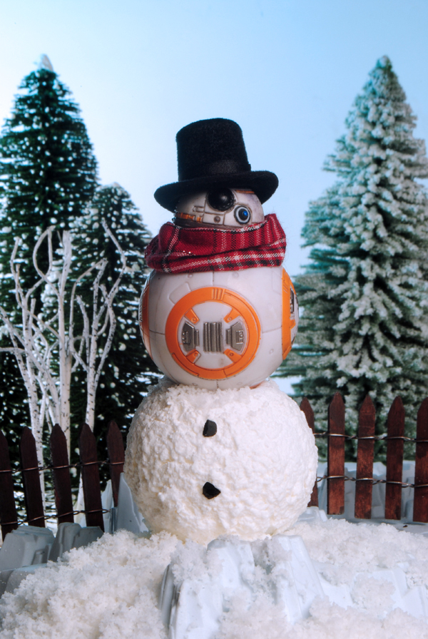 BB Snowman E