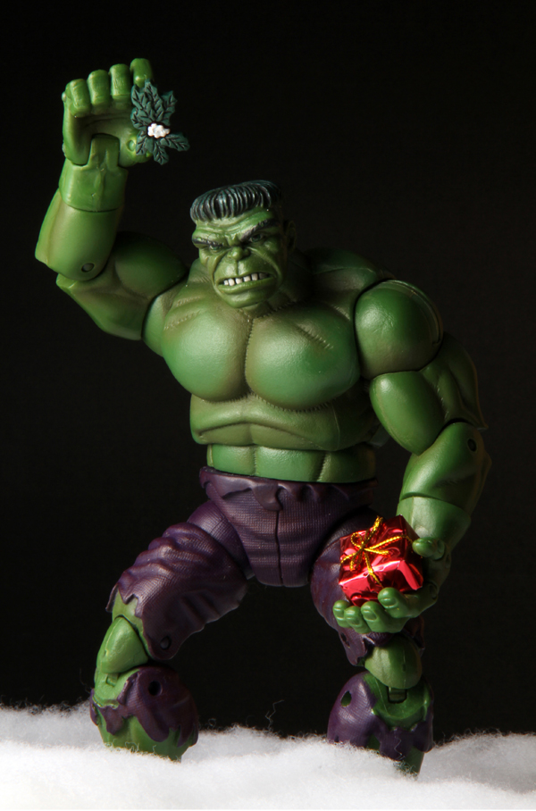 Christmas Guys - Hulk