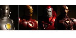 M - Iron Man - Evolutions
