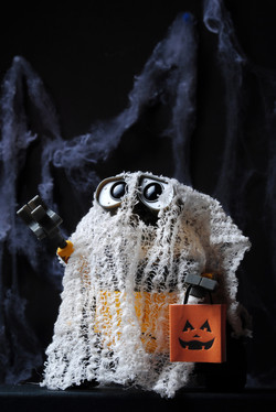Halloween Guys - Ghost.E
