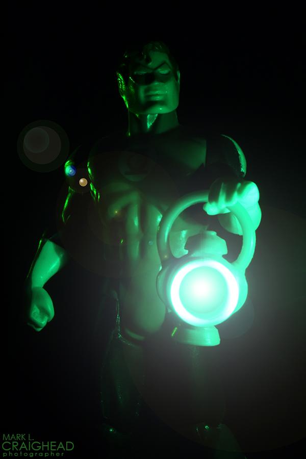 Green Lantern ewm
