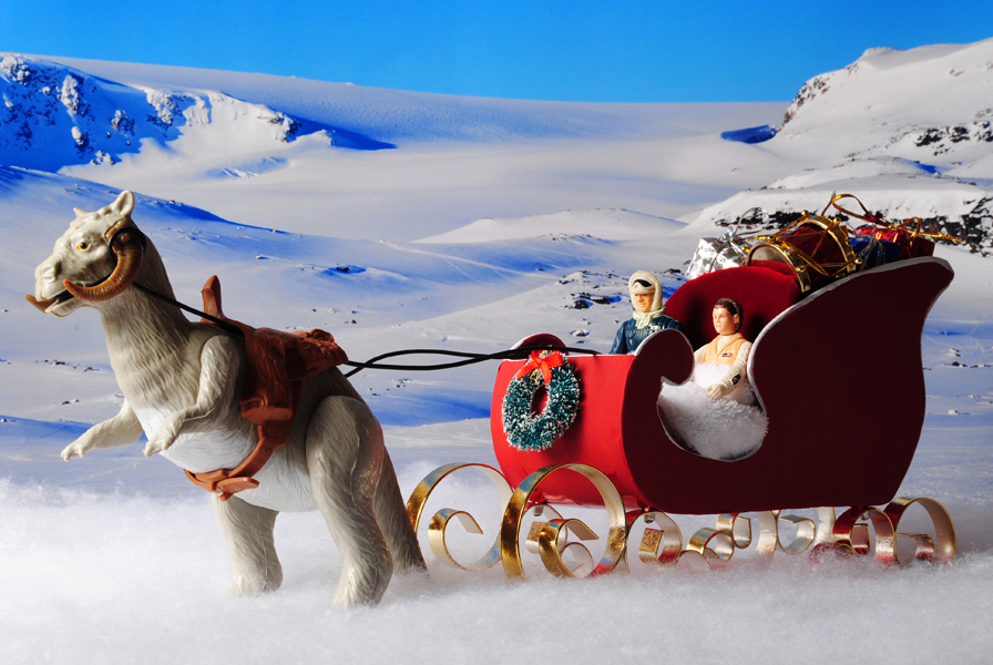 Christmas Guys - Sleigh Ride
