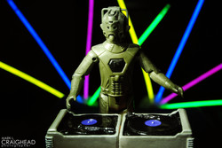 Cyberman DJ