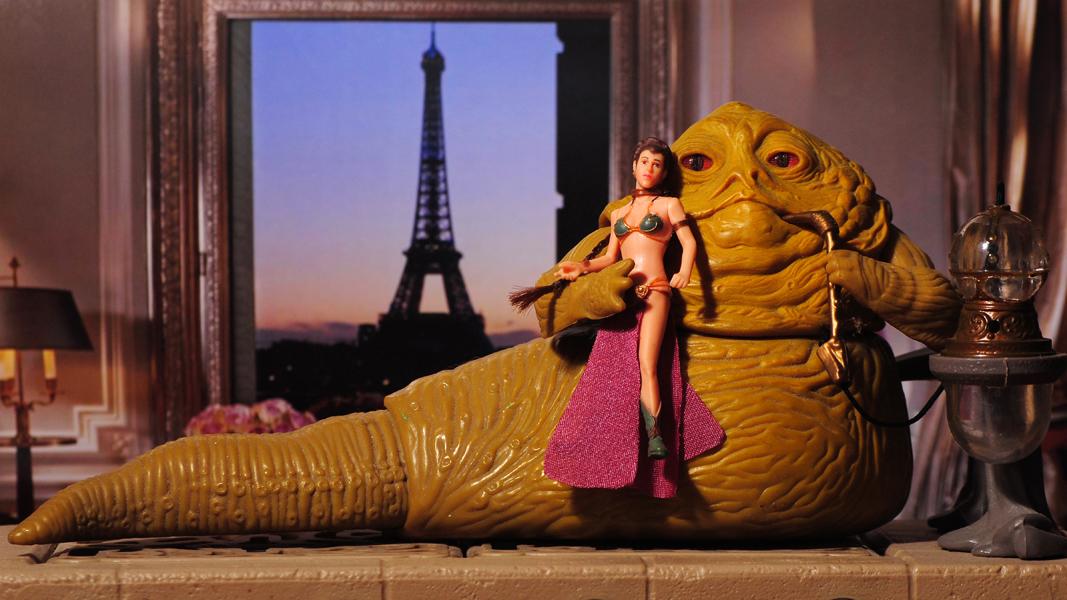 Valentines Guys - Jabba