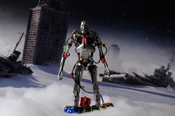 Christmas Guys - Terminator Tree
