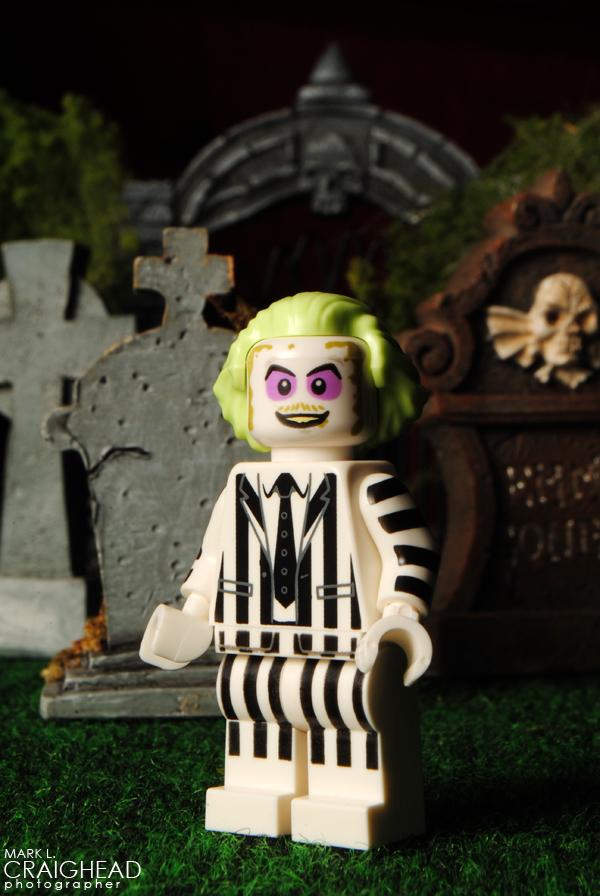 LEGO Beetlejuice ewm