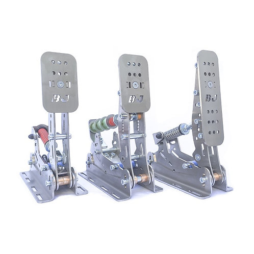 BJ GT Pedal set without Baseplate.
