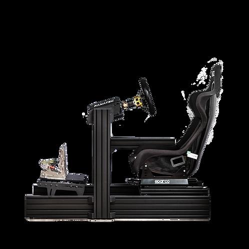 Simcontrols Ultimate Rig 40x160 Black