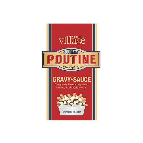 Gourmet Village Poutine Gravy Mix