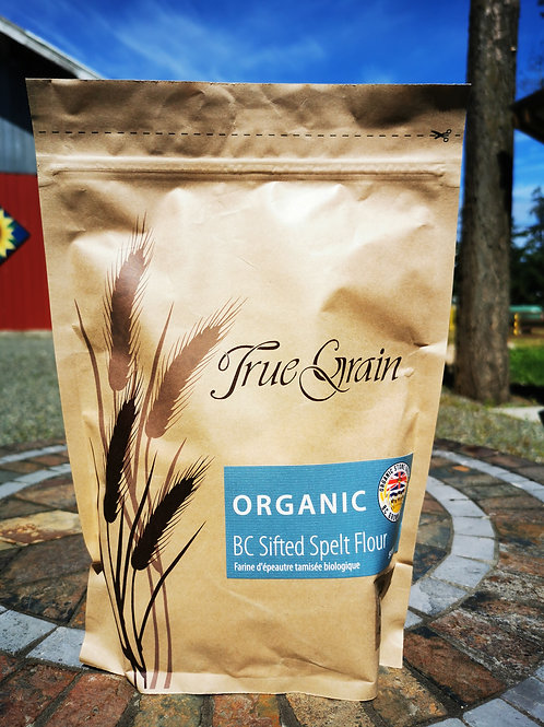 True Grain Organic BC Flour