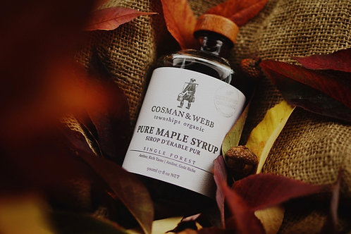 Pure Maple Syrup 500ml