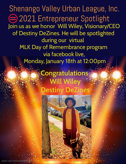 Entrepreneur Spotlight 2021_William Wile