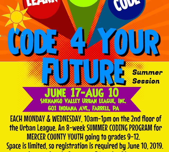 Code 4 Your Future Flyer _Summer 2019.jp