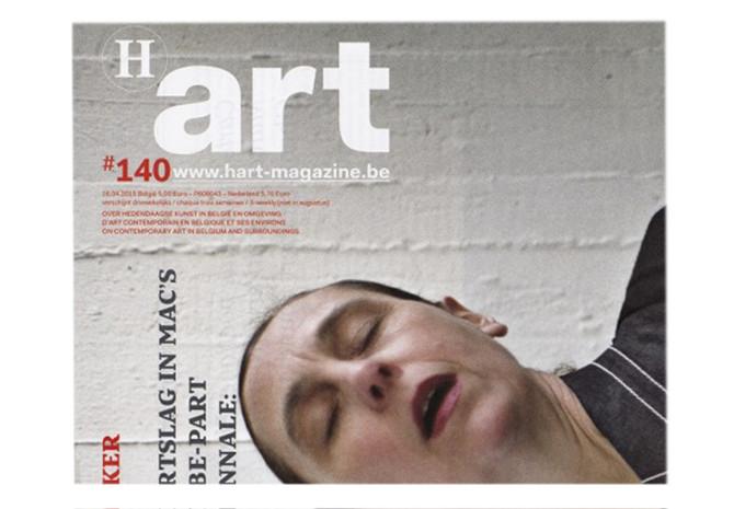 Review (H) art magazine