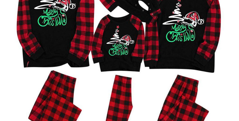 Merry Christmas Family Pajamas
