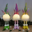 Thumbnail: Lighted Easter Gnomes