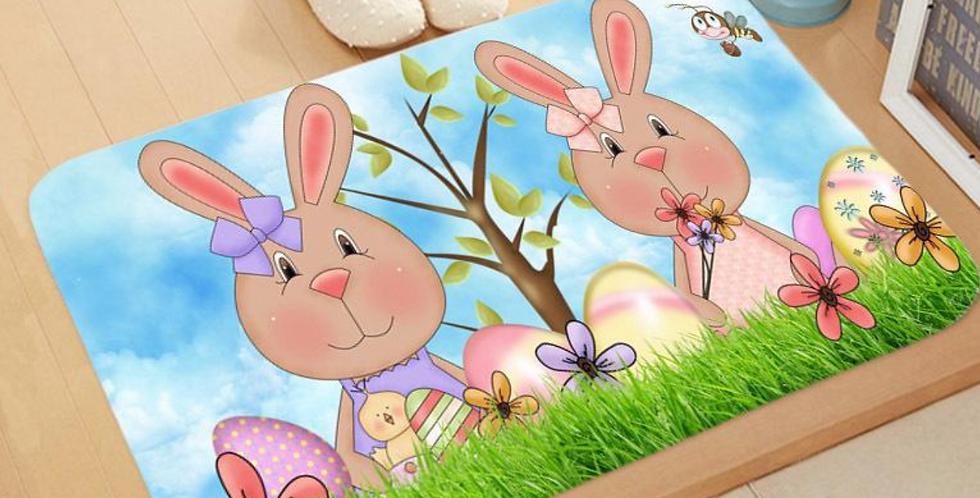Easter Mat