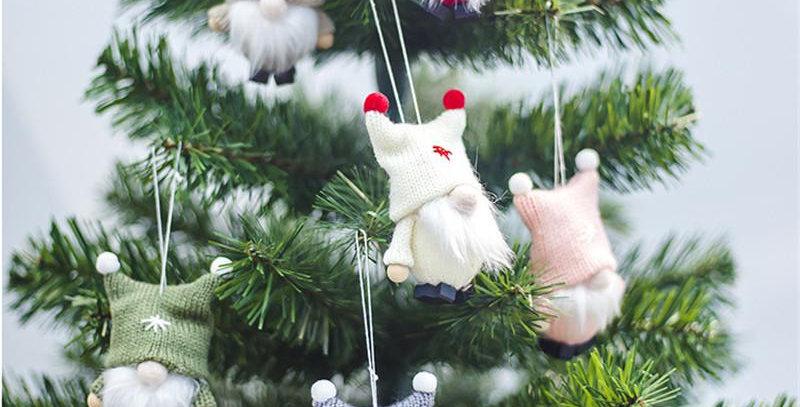 Mini Gnomes Ornaments