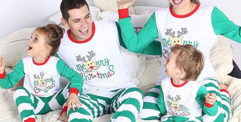 Final Sale Merry Christmas Pajamas