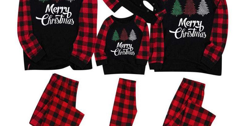 Christmas Trees Family Pajamas
