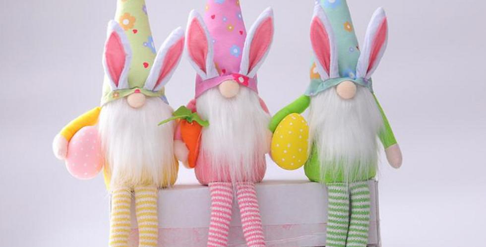 Easter Gnomes for Shelves