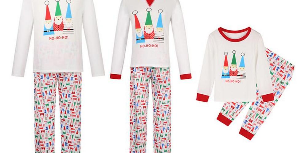 Final Sale Three Santa's Pajamas